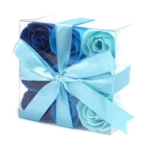 Sinised seebiroosid 9 tk
