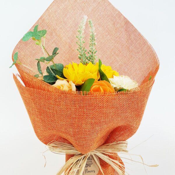 Iseseisev lillekimp- oranž