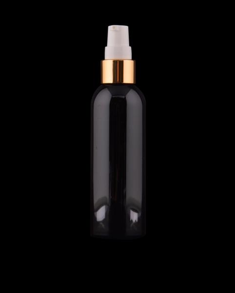 100 ml must pudel kuldse väikese pumbaga